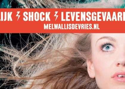 Mel Wallis de Vries - nieuws - Shock