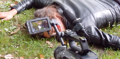 Mel Wallis de Vries - Video Making of haat