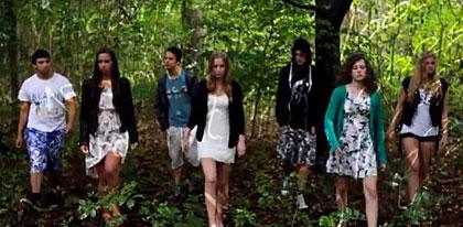 Mel Wallis de Vries - Video trailer Wreed Shock