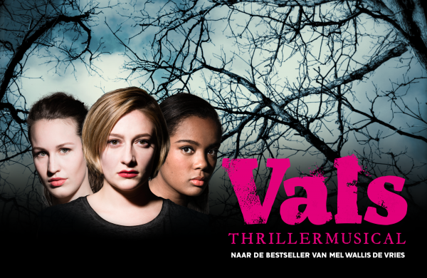 Vals van Mel Wallis de Vries als musical
