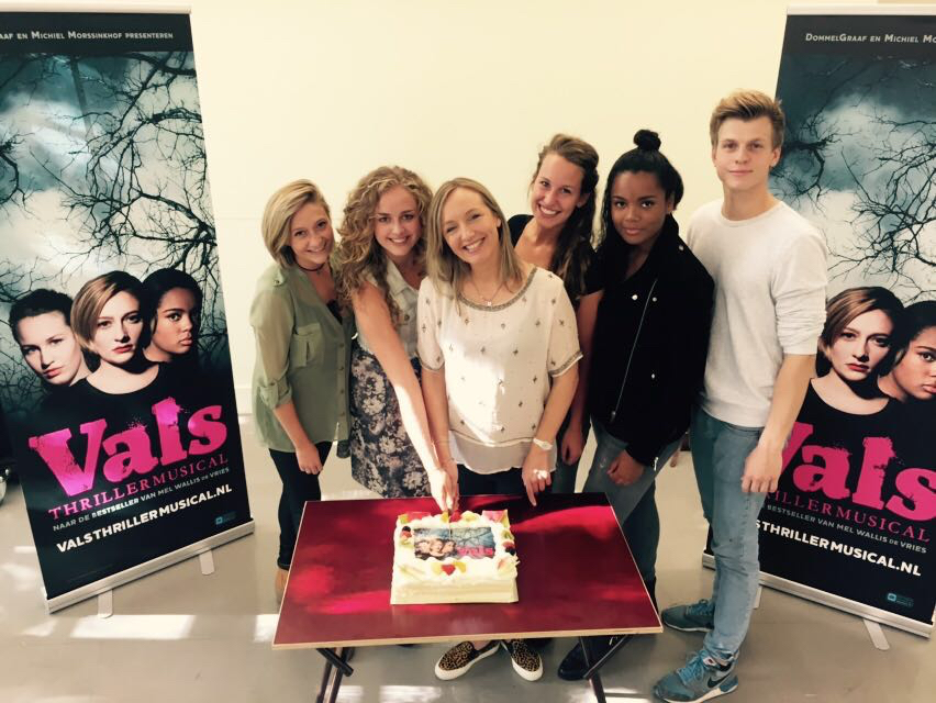 Cast 'Vals' de musical