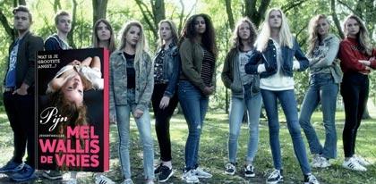 Mel Wallis de Vries - Video - Trailer Pijn