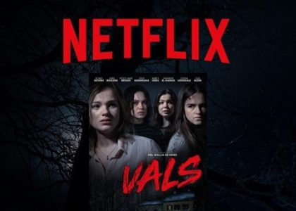 Vals van Mel Wallis de Vries op Netflix