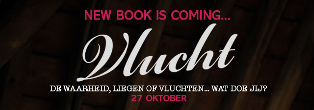 New book is coming... Vlucht